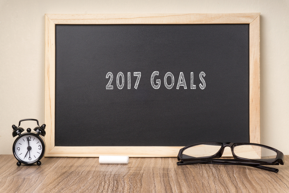Choose Goals Over Resolutions in 2017