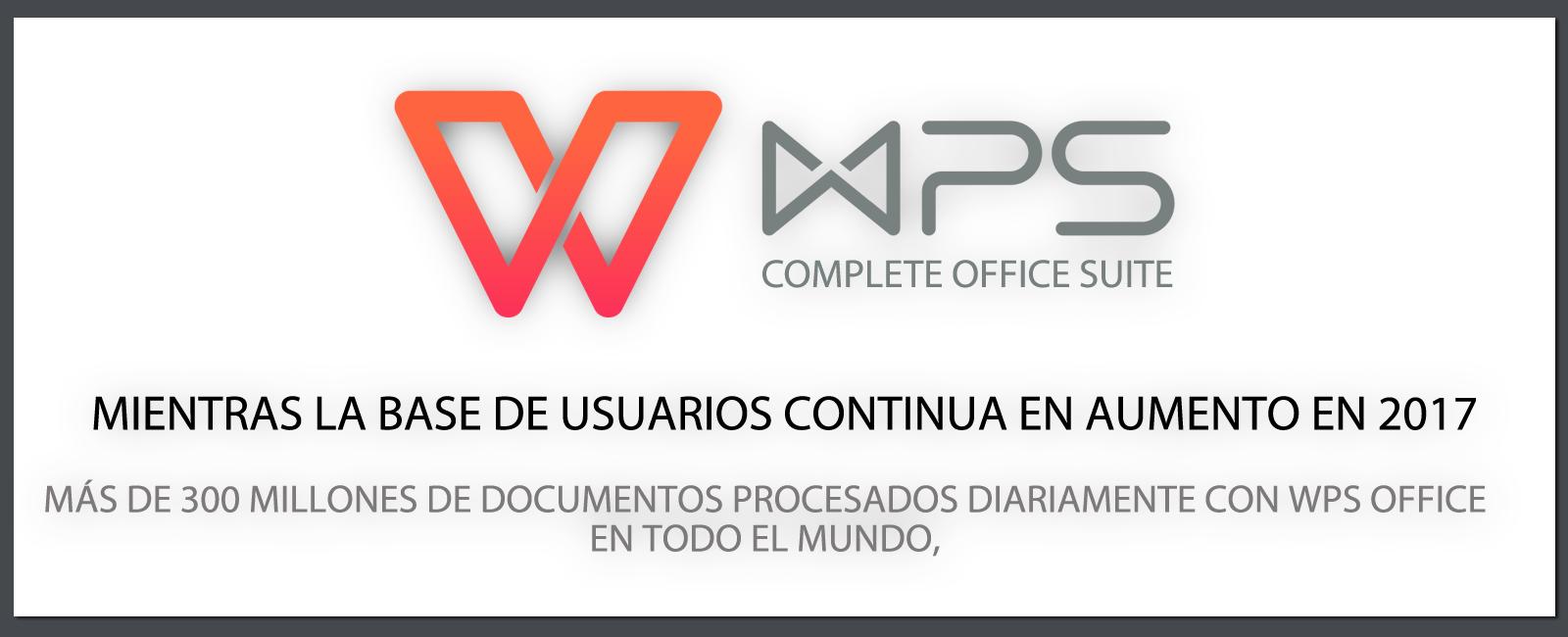 Más de 300 millones de documentos procesados diariamente con WPS ...