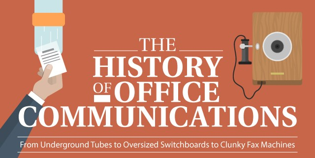 History of Communication Technology