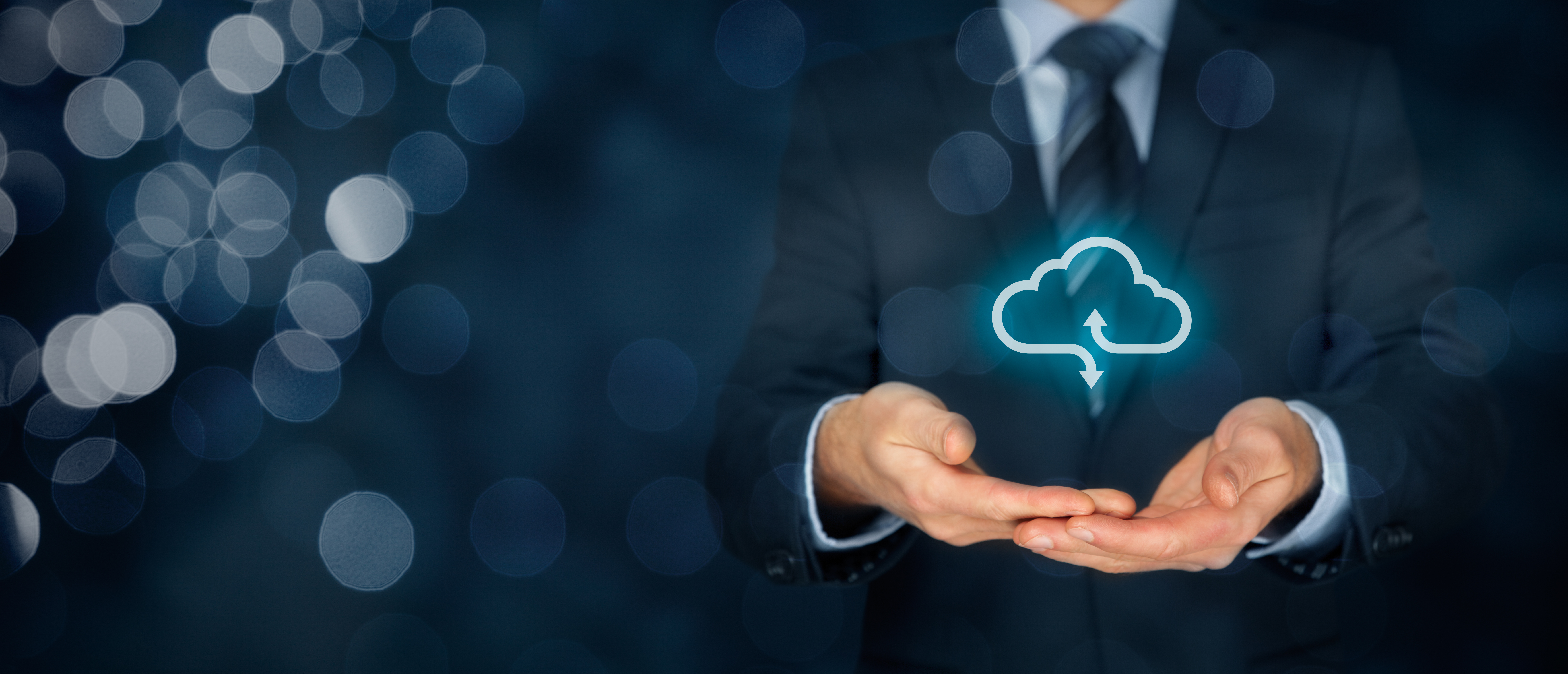 The Productivity Benefits of Using Built-in Cloud Storage