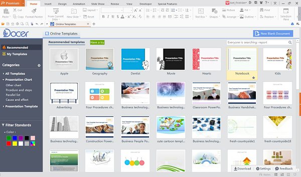 The Power and Versatility of WPS Presentation